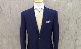 スーツ<カノニコ/モヘア混>