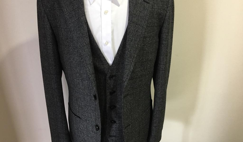 スーツ<ジャケット生地>