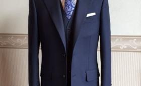 スーツ<ORMEZZANO(オルメザーノ)>