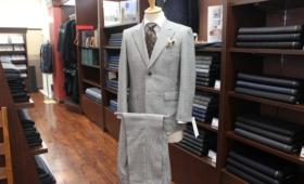 スーツ<ハリソンズオブエジンバラ>