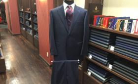 スーツ〈ウッドヘッド〉
