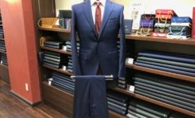 スーツ<ロロ・ピアーナ>