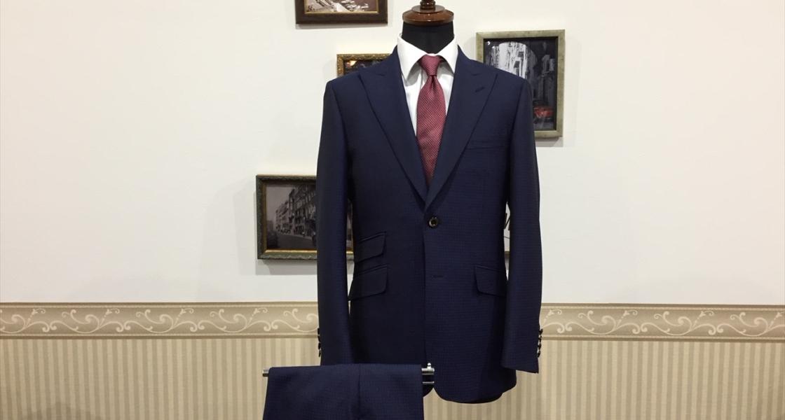 スーツ<CHARLES CLAYTON(チャールズ・クレイトン>