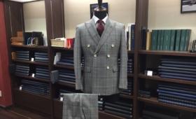スーツ<DARROW DALE(ダローデイル)>