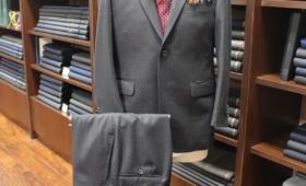スーツ〈  CANONICO/フランネル  〉