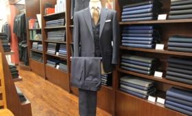 スーツ〈 SCABAL 〉
