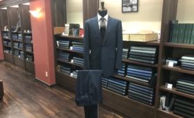 スーツ<HIGH SPEC WOOL>