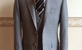スーツ<国産ソフトフランネル>