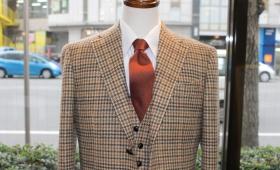 スーツ<中外国島>