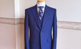 3Pスーツ<タリア ディ デルフィーノ>