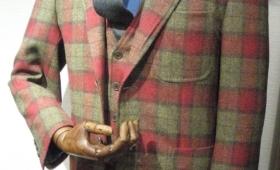 ジャケット〈ウィリアムブラウン〉