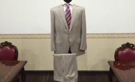 スーツ<DORMEUIL/iconik(ドーメル)>