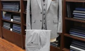 スーツ〈TRABALDO TOGNA〉