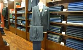 スーツ〈 Ermenegildo Zegna  〉