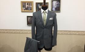 スーツ<Japanese fabric>