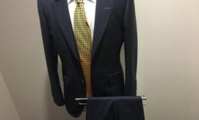 スーツ<Tollegno>