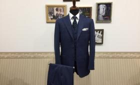 3Pスーツ<COMFORT STRETCH>