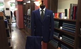 スーツ<CANONICO~WOOLLEN FLANNEL~(カノニコ)>
