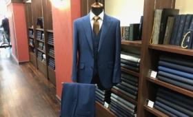3Pスーツ<LANVIN(ランバン)>