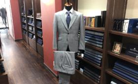 スーツ〈ハイスペックウール〉
