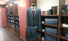 3Pスーツ〈ジョン・フォスター〉