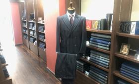 ダブルスーツ<カノニコ>