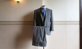 スーツ<MARLANE(マルラーネ)>