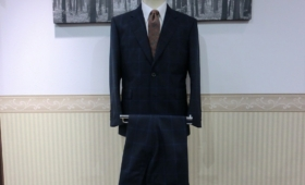 スーツ〈Tollegno〉