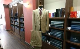 3Pスーツ 〈サヴィル クリフォード〉