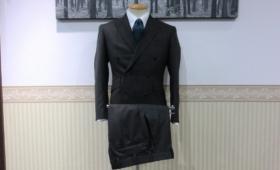 ダブルブレストスーツ<DARROW DALE>