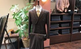 スーツ《CANONICO》
