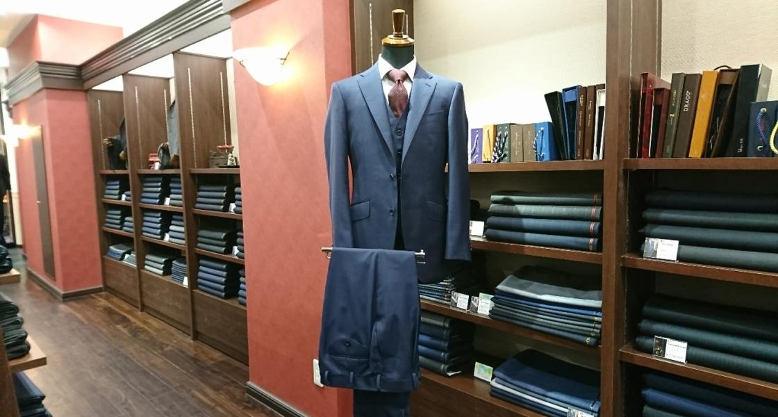 3Pスーツ〈CANONICO〉