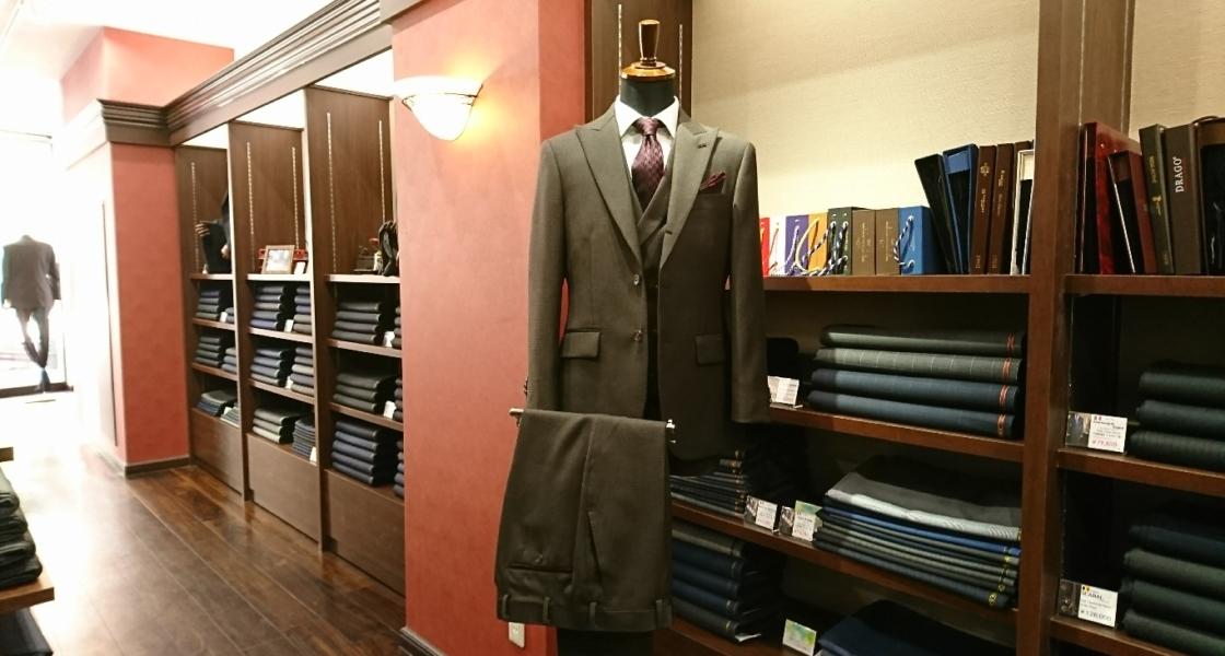 3Pスーツ〈アンジェリコ〉