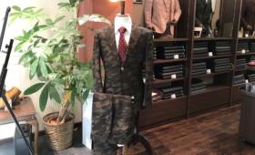 スーツ《ビエレッシ コレクション》