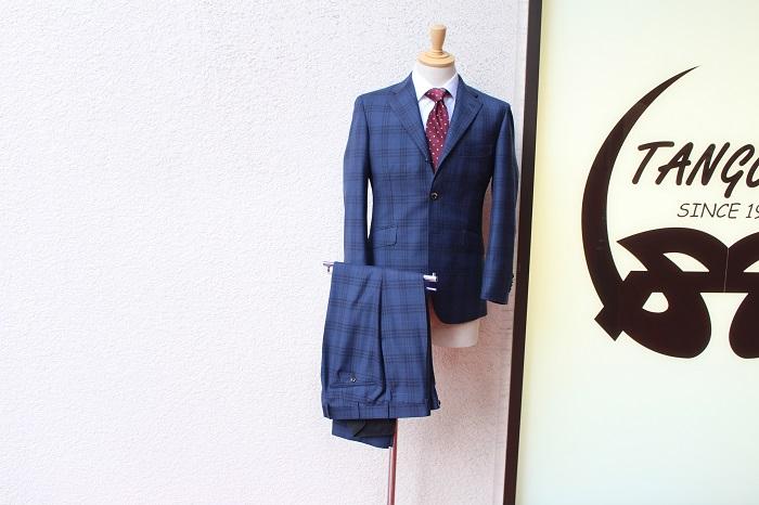スーツ(VITALE BARBERIS CANONICO)