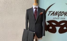 スーツ<Super100's Wool>