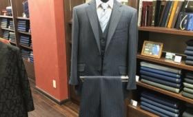 スーツ〈SCABAL〉