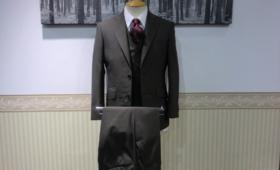 スリーピーススーツ〈MARLANE1440'〉