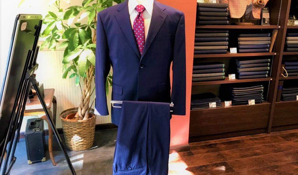 スーツ【パウロオリベイラ】