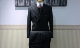 ダブルブレストスーツ〈HARRISONS〉