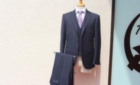 スリーピーススーツ(MIYUKI COLLECTION)