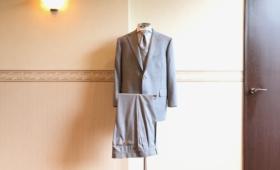スーツ<FINTEX of LONDON(フィンテックスオブロンドン)>