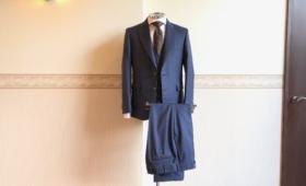 スリーピーススーツ<Biellesi(ビエレッシ)>