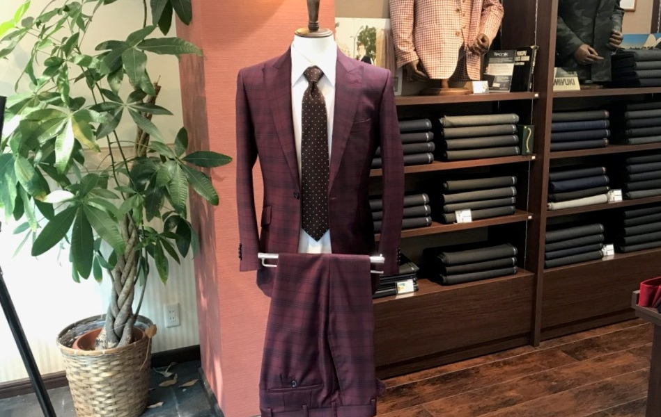 スーツ【ビエレッシ】