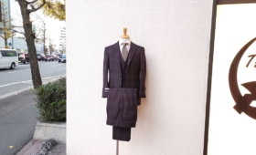 スーツ<ゼニア>