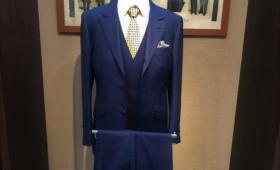 スーツ【LANVIN】