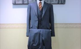 スリーピーススーツ〈REDA〉