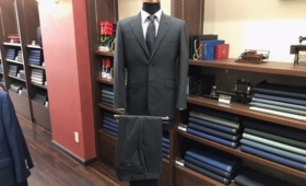 シングルスーツ《ビジネスライン》