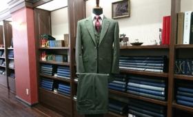 スリーピーススーツ【MARLANE 1440′ (マルラーネ)】