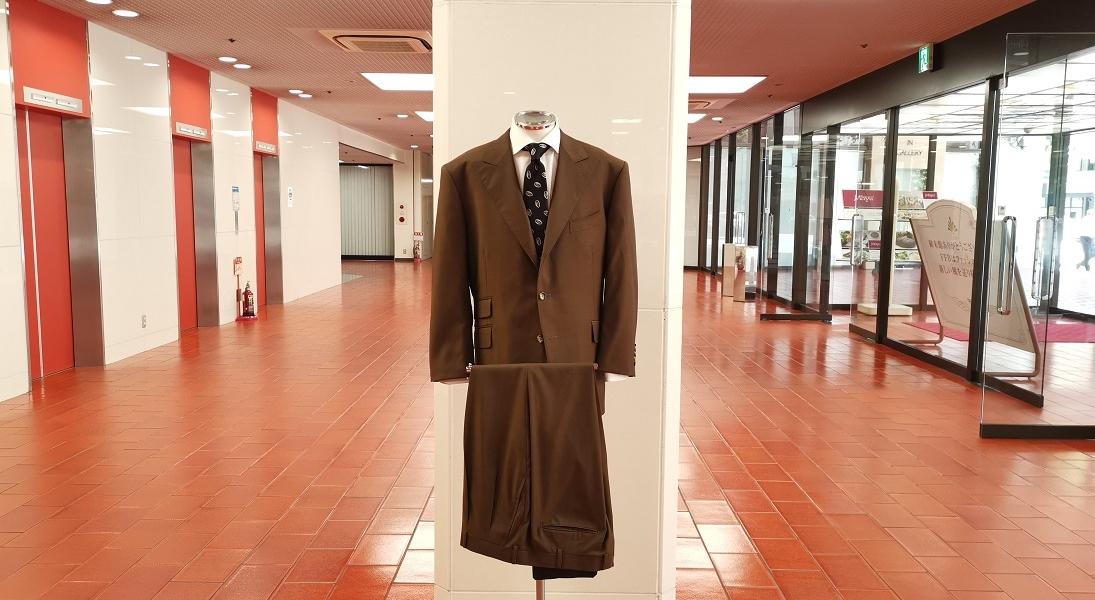 スーツ【CANONICO(カノニコ)】